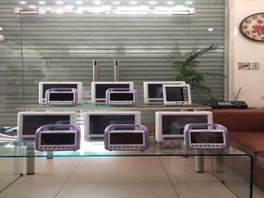 Máy monitor theo dõi bệnh nhân